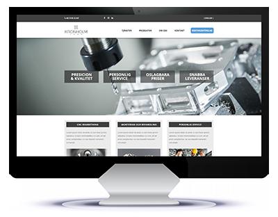 Homepage Kronholm 1